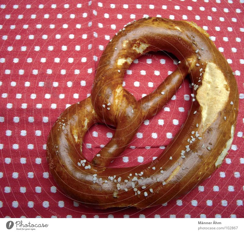 Red Point Munich Breakfast Bavaria Blanket Baked goods Oktoberfest Salt Brunch Pretzel Veal sausage Caustic solution