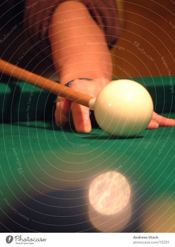 Green Playing Perspective Swimming pool Digits and numbers Sphere Stick Pool (game) Bump Photographic technology