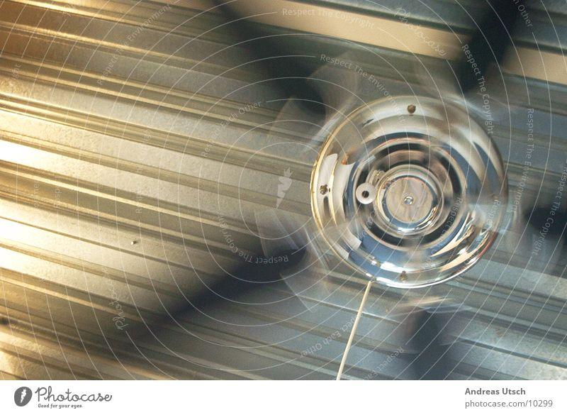 ventilator Style Fan Speed Clear Rotate Glittering Things Metal