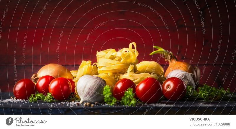 Red Healthy Eating Yellow Life Style Background picture Food Design Nutrition Kitchen Herbs and spices Vegetable Organic produce Baked goods Dough Diet