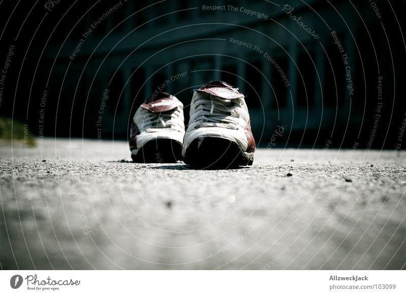 Summer Loneliness Playing Footwear Going Walking Empty Clothing Sneakers Barefoot Ventilate