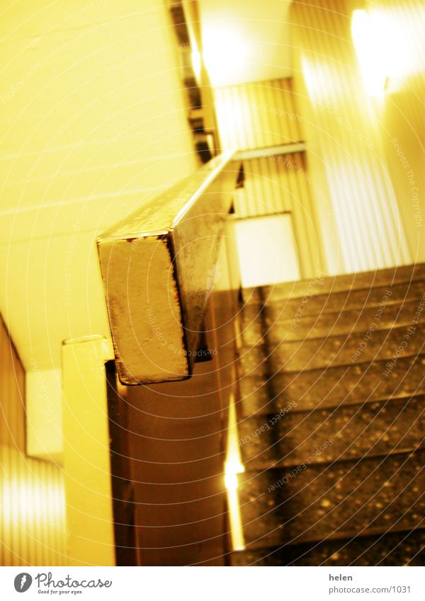 railing Staircase (Hallway) Photographic technology Handrail