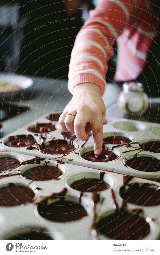 chocolat fondant Joy Eating Feminine Style Happy Lifestyle Feasts & Celebrations Food Moody Bright Fruit Leisure and hobbies Elegant Happiness Nutrition Table