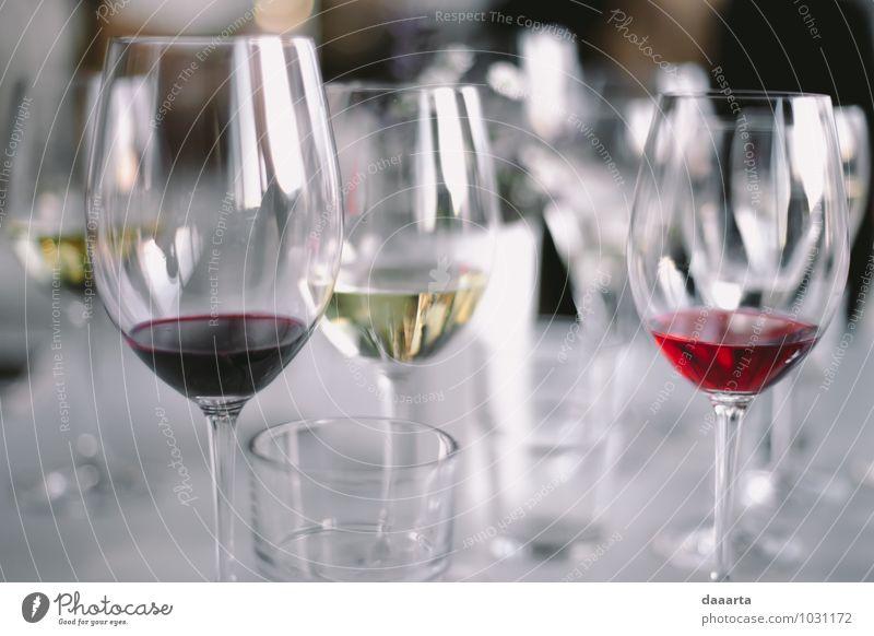 glasses dance Beverage Alcoholic drinks Wine Sparkling wine Prosecco Glass Lifestyle Elegant Style Design Joy Harmonious Leisure and hobbies Table Restaurant