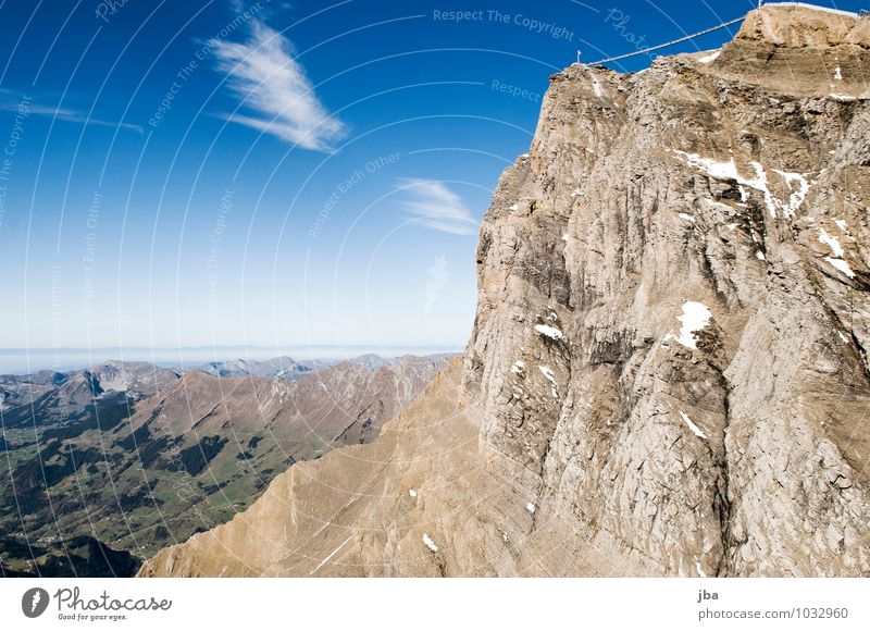 In flight Lifestyle Relaxation Calm Leisure and hobbies Trip Freedom Mountain Sports Paragliding Sporting Complex Nature Landscape Air Autumn Beautiful weather