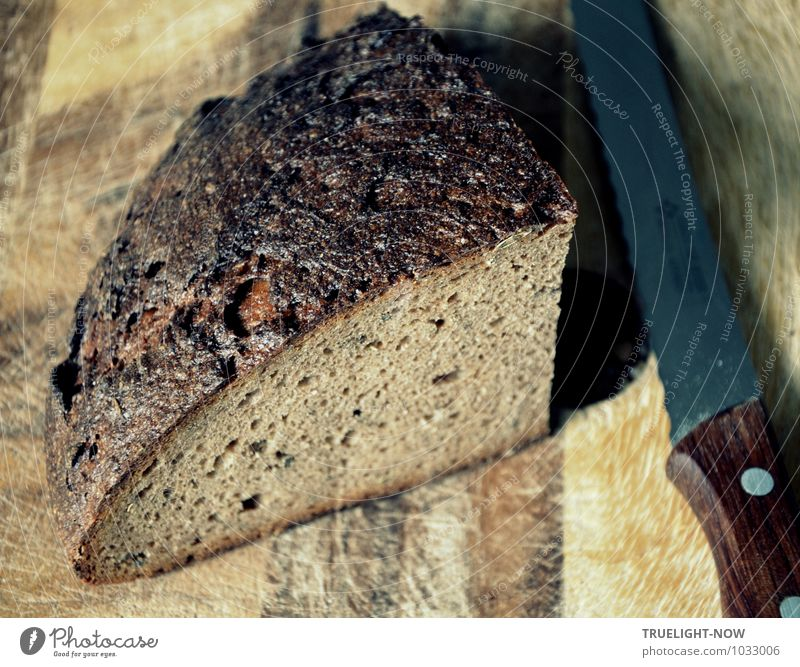 Bye, dear Anne! | A strong way food for you :-) Food Dough Baked goods Bread Organic country bread Nutrition Eating Breakfast Organic produce Vegetarian diet