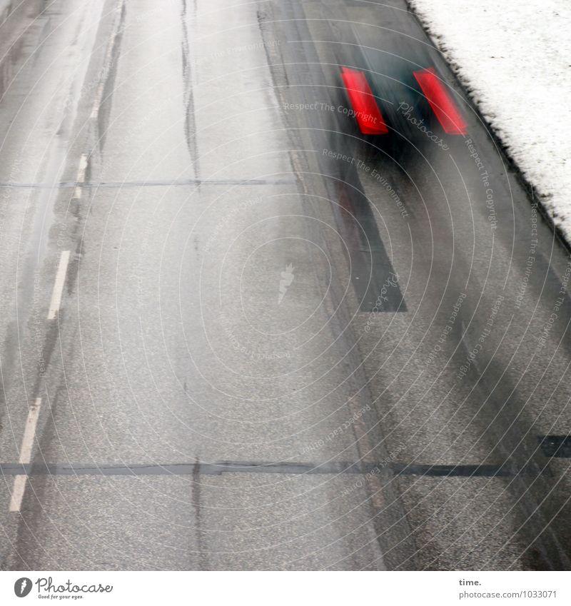 more timorous Winter Snow Transport Traffic infrastructure Passenger traffic Motoring Street Lanes & trails Asphalt Median strip Vehicle Rear light Driving