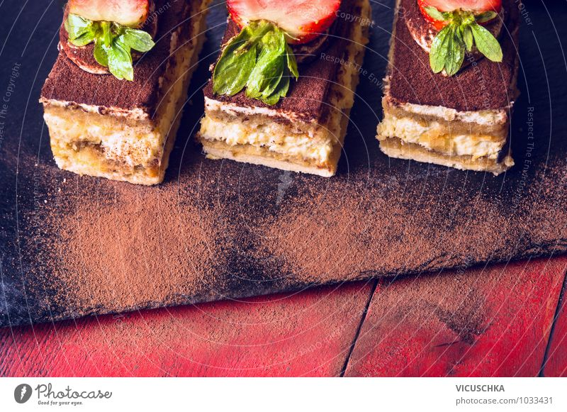 Colour Red Style Food Food photograph Design Fruit To enjoy Table Nutrition Kitchen Cake Chocolate Diet Dessert Vegetarian diet