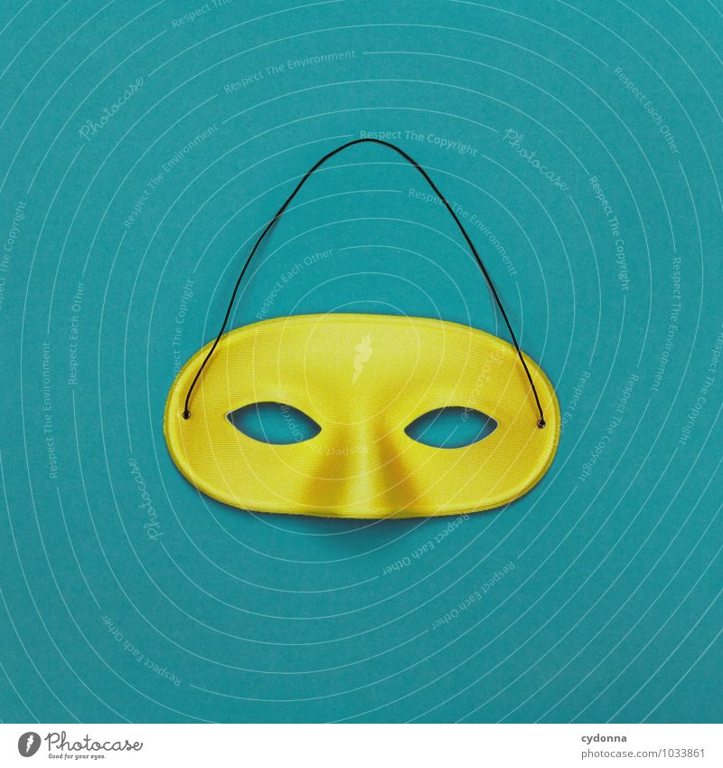 remoteness from identity Style Design Exotic Party Feasts & Celebrations Carnival Mask Advice Colour Mysterious Identity Uniqueness Inspiration Creativity