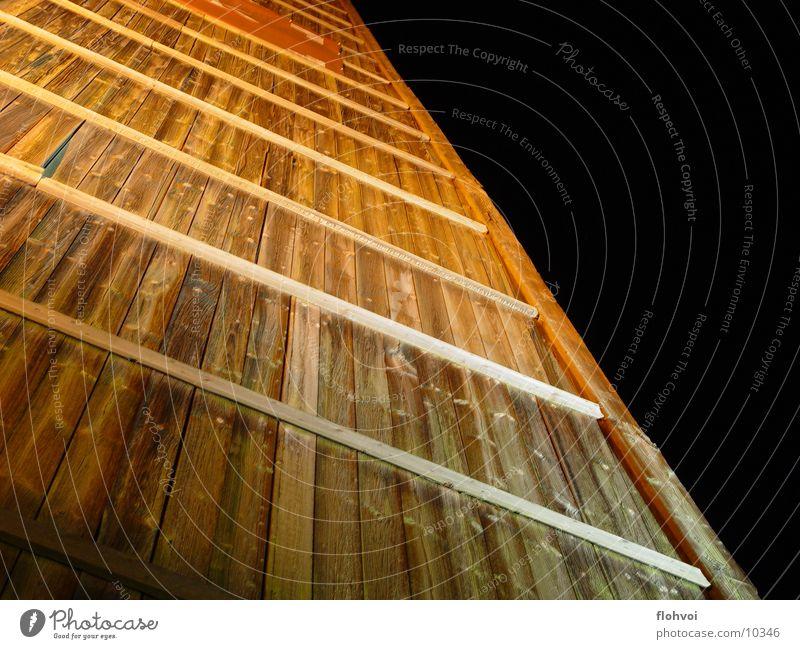 wooden Weimar Night Water tower Wood Club e-werk ramble dark - light