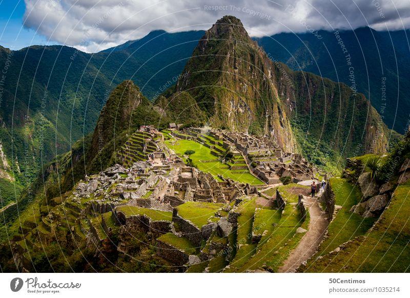the energy Machu Picchu, Cusco Peru Vacation & Travel Tourism Adventure Far-off places Freedom City trip Landscape Sunlight Climate Plant Garden Park Meadow