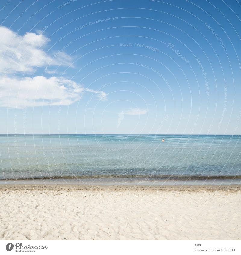 Sky Beach Freedom Sand Baltic Sea