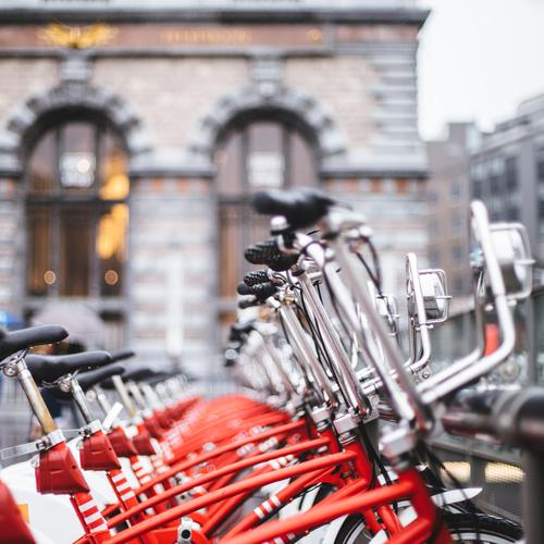 rent-a-bike Lifestyle Shopping Leisure and hobbies Vacation & Travel Tourism Trip Sightseeing City trip Cycling tour Summer Summer vacation Bicycle