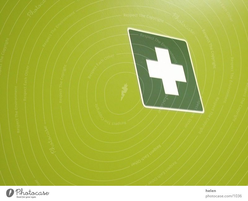 firstAid Photographic technology Door first aid Back