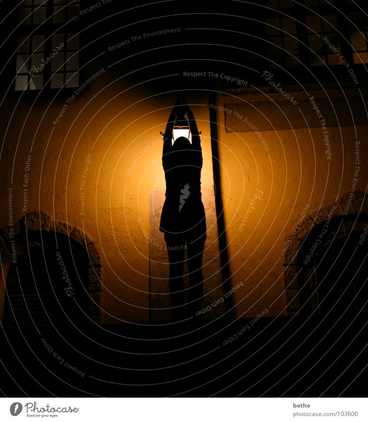 Black Dark Window Wall (building) Wall (barrier) Lamp Tall Large Search Lantern Traffic infrastructure Street lighting Hide Patch Archway Ambiguous