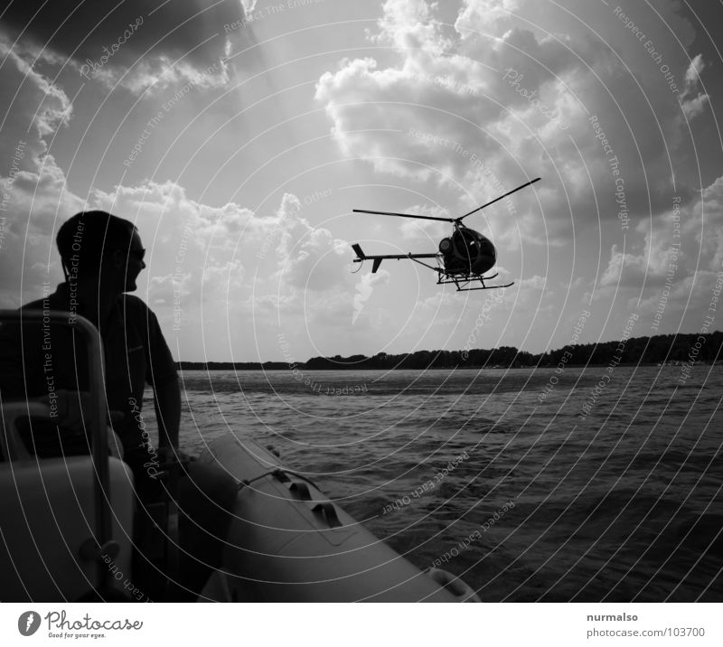 Water Air Watercraft Moody Airplane Wind Aviation Technology Airport Helicopter Dinghy