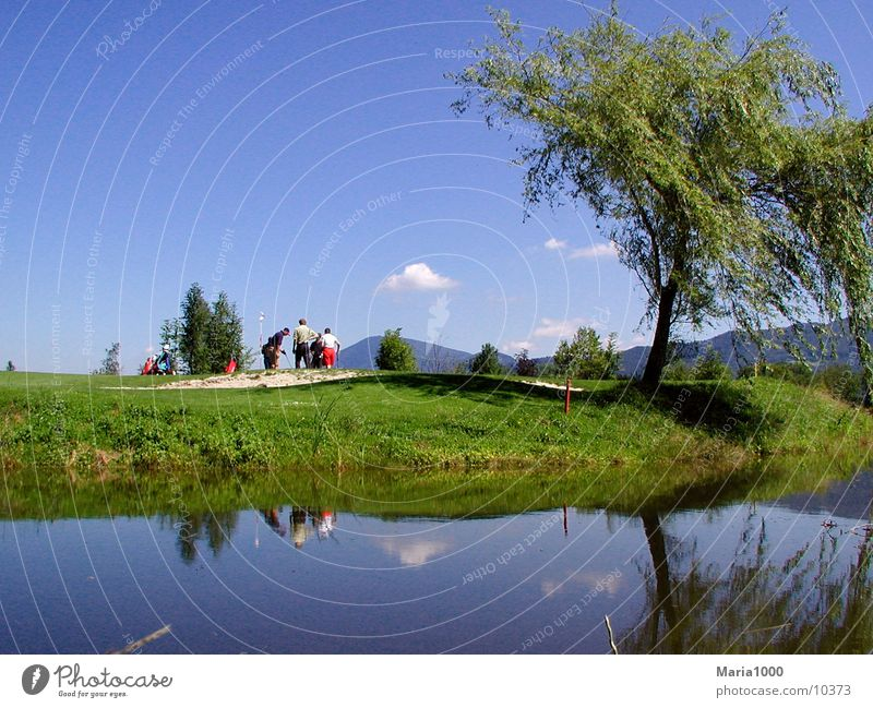 Golf GC Salzburg Sports Nature rif