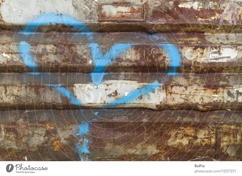 Street Graffiti Love Line Art Metal Work and employment Decoration Heart Transience Stripe Industry Culture Sign Logistics Youth culture