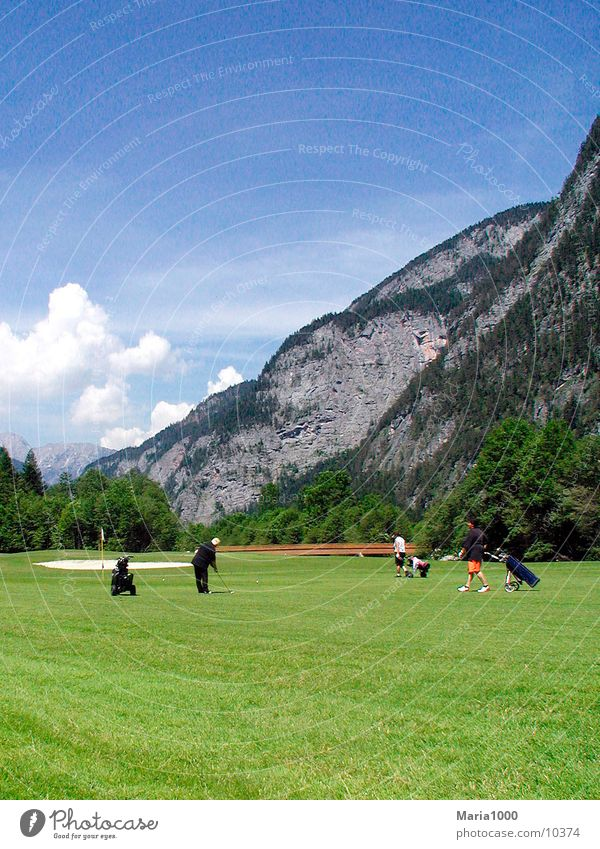 Mountain Golf Salzburg