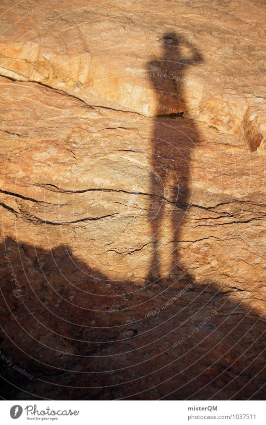 Human being Environment Travel photography Stone Rock Esthetic Adventure Photographer Take a photo Stony