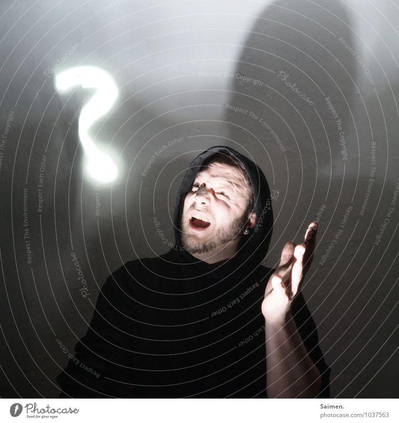 waaaaaaaaaaaaas???? Human being Masculine Man Adults Body Head Face 1 30 - 45 years Think Looking Emotions Curiosity Interest Irritation Know Question mark Ask