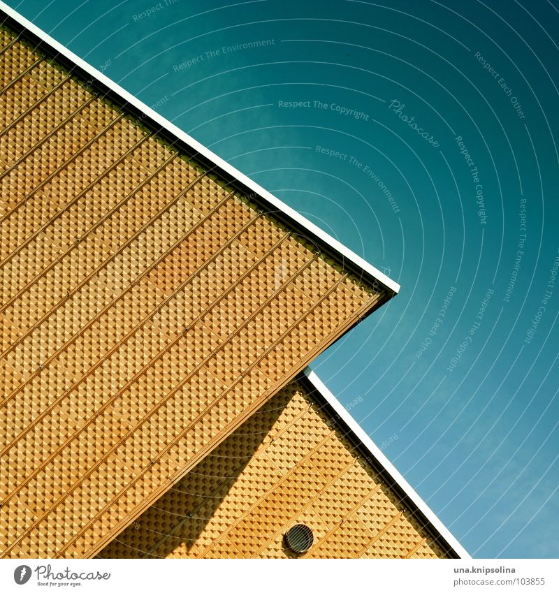 100 I o Concert Orchestra Architecture Facade Window Round Yellow Berlin Philharmonic Opening Corner Geometry Circle Hans Scharoun Detail