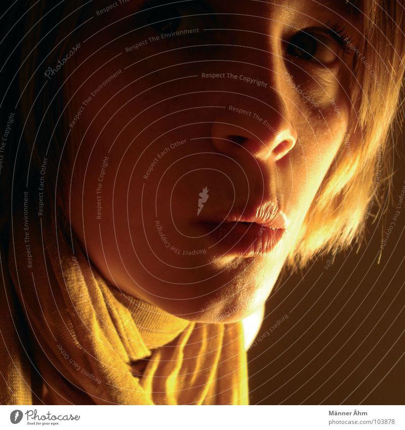 Woman Face Dark Fear Walking Dangerous Crazy Creepy Hide Freeze Soul Panic Eerie Frightening Duck down Scare