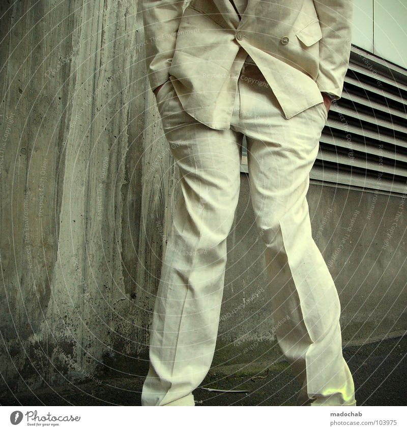 BIG BUSINESS [K*LAB*] Man Suit Walking stick Posture Human being Sunglasses Action Chic Bremen Career Movement Speed Dance Sporting event Masculine Style