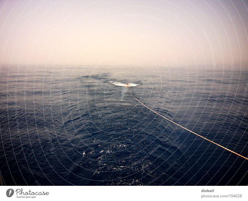 Sky Blue Water Ocean Rope Sailing Croatia