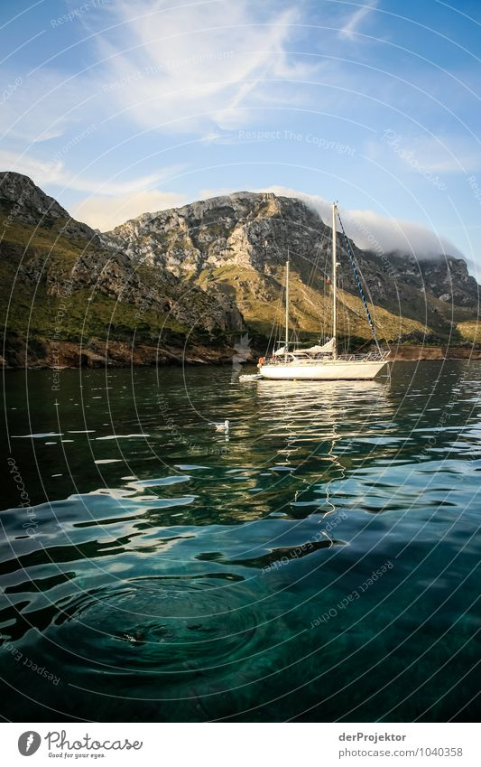 Mallorca from its beautiful side 6 - With sailboat Vacation & Travel Tourism Trip Adventure Far-off places Freedom Summer vacation Mountain Environment Nature