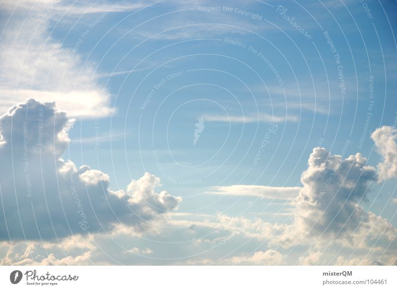 Windy Windows Clouds White Beautiful Physics Sky Vacation & Travel Cirrus Midday Afternoon Heavenly Enchanting Future Horizon Science & Research Summer Blue Sun