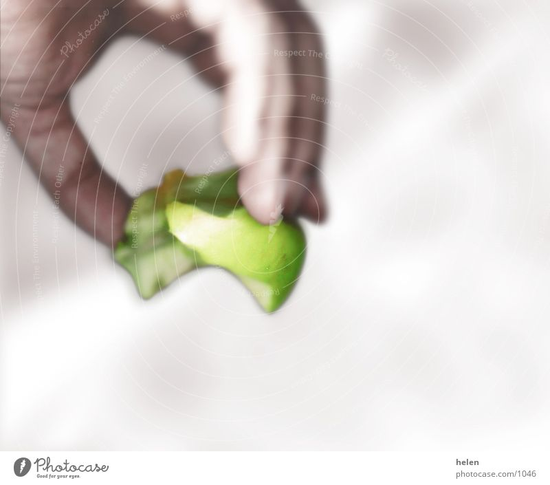 Hand Fruit Apple Photographic technology