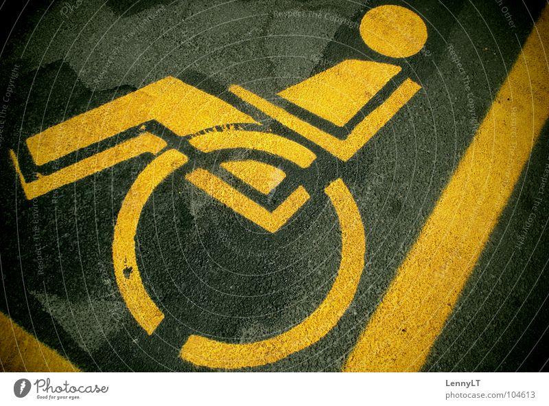 Healthy Help Signage Feeble Handicapped Needy Sensitive Limitation Anomaly Deprivation Paraplegia