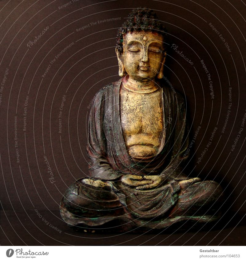 Every day is a good day. Wake up Illuminate Buddhism Calm Rest Meditation Awareness Emergency Feng Shui Zen Pure Perfect Religion and faith Sculpture Harmonious