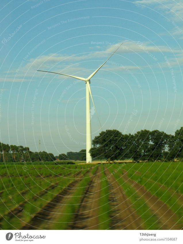 Germany Wind Industry Hope Energy industry Climate Wind energy plant Services Rotate Ecological Climate change Rotation Agitated Lower Saxony Renewable energy