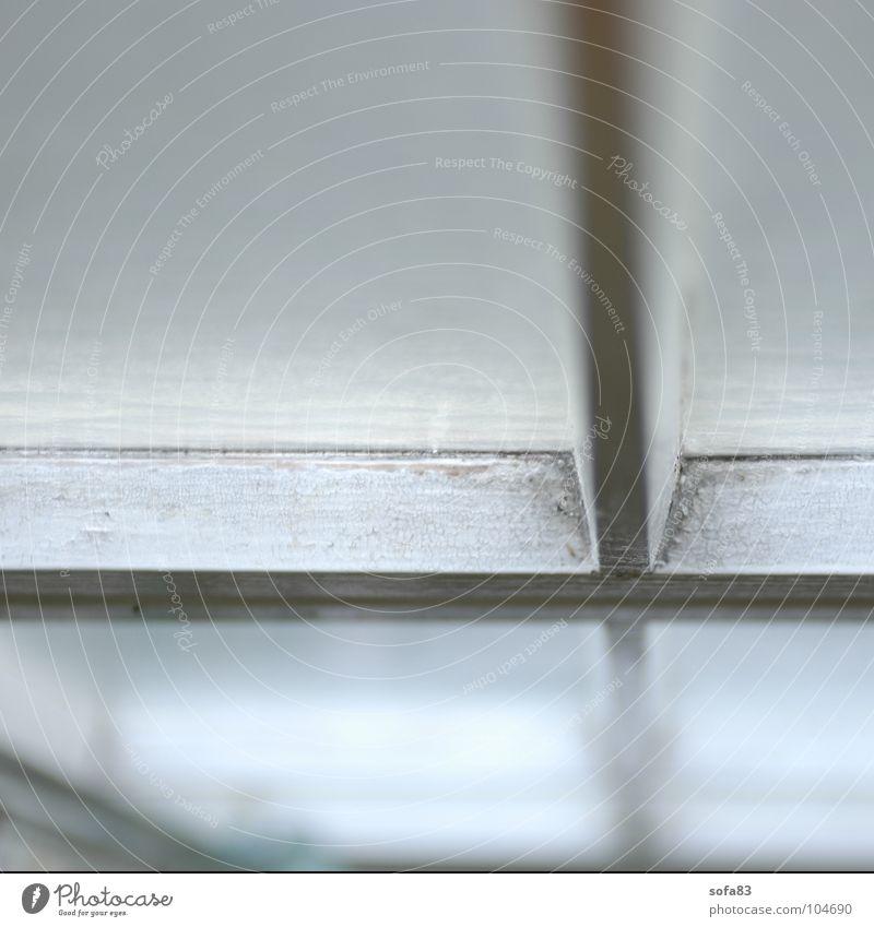 White Calm Window Bright Geometry Frame Aspire Window frame