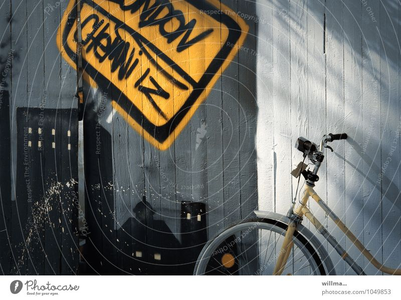 bicycle chemnitz london Vacation & Travel Tourism Trip Sightseeing City trip Cycling tour Chemnitz London Town House (Residential Structure) Building Bicycle