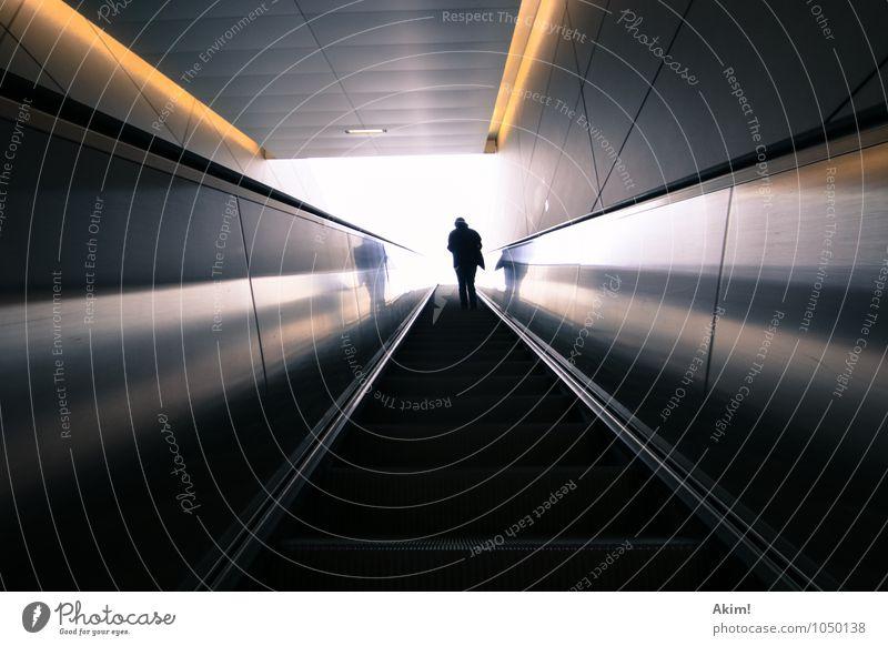 Human being Heaven Death Future Escape Exclusion Go up Exit route Escalator Resign Public transit Promotion Pearly Gates Nonconformist Groundbreaking