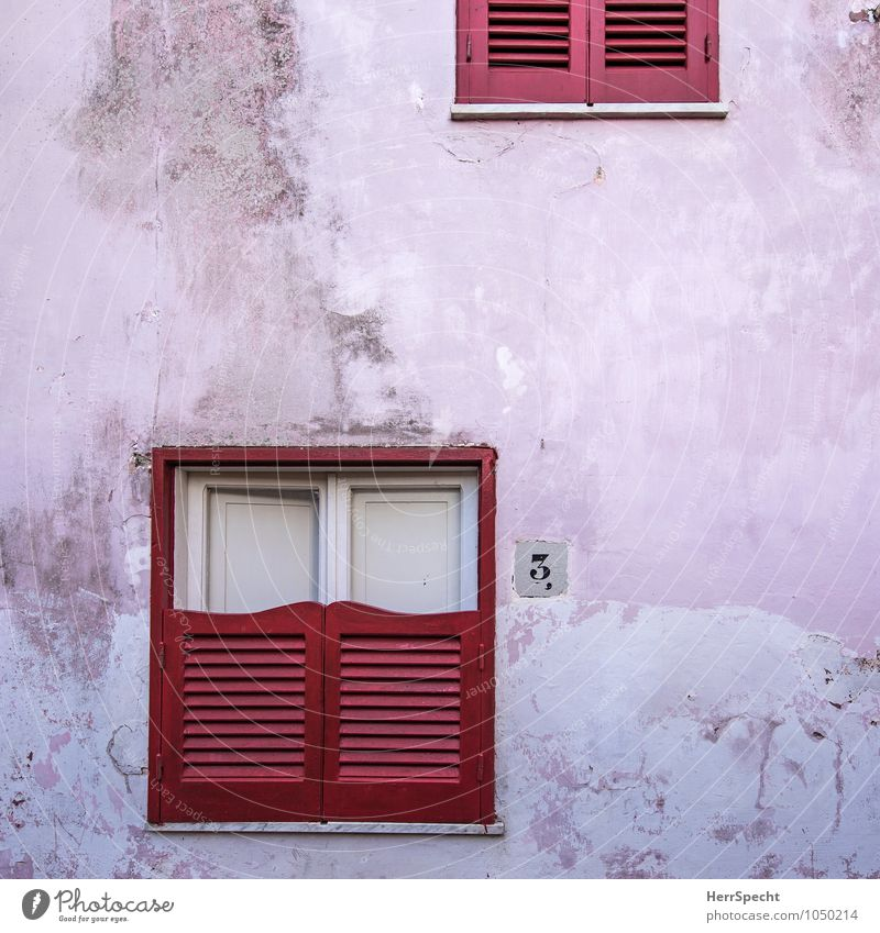 fifty-fifty Italy Village House (Residential Structure) Detached house Manmade structures Building Wall (barrier) Wall (building) Facade Window Old Exceptional