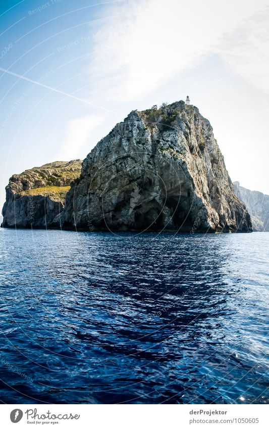 Mallorca from its beautiful side 52 - Cap Formentor Vacation & Travel Tourism Trip Adventure Far-off places Freedom Cruise Summer vacation Environment Nature