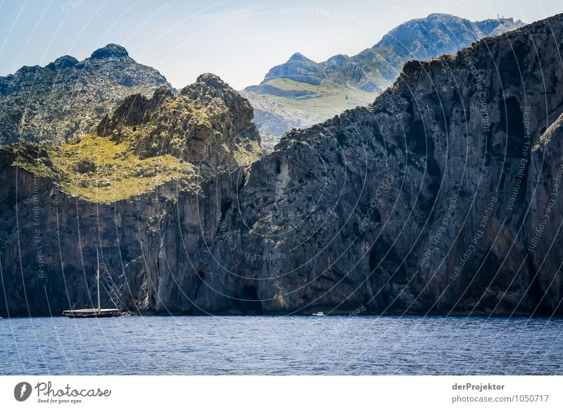 Mallorca from its most beautiful side 11 - with sailboat Vacation & Travel Tourism Trip Adventure Far-off places Freedom Summer vacation Environment Nature