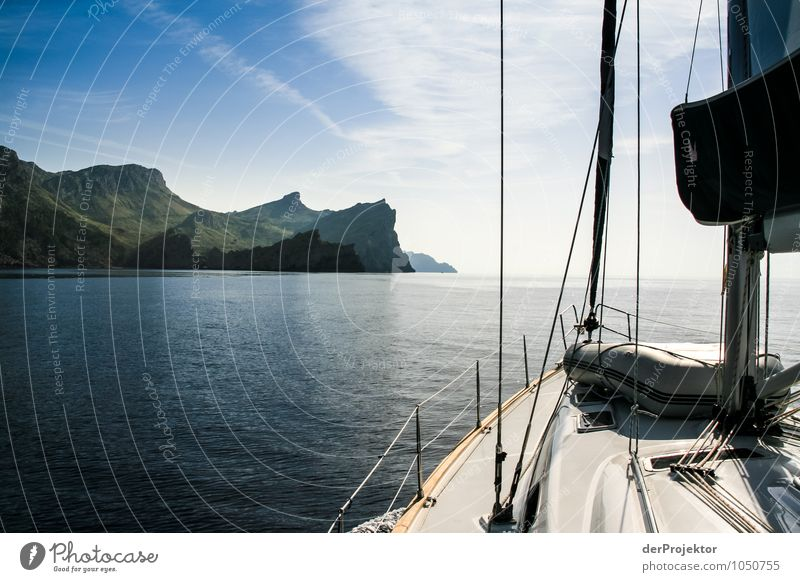 Mallorca from its most beautiful side 21 - from the sailboat Vacation & Travel Tourism Adventure Far-off places Freedom Summer vacation Environment Nature