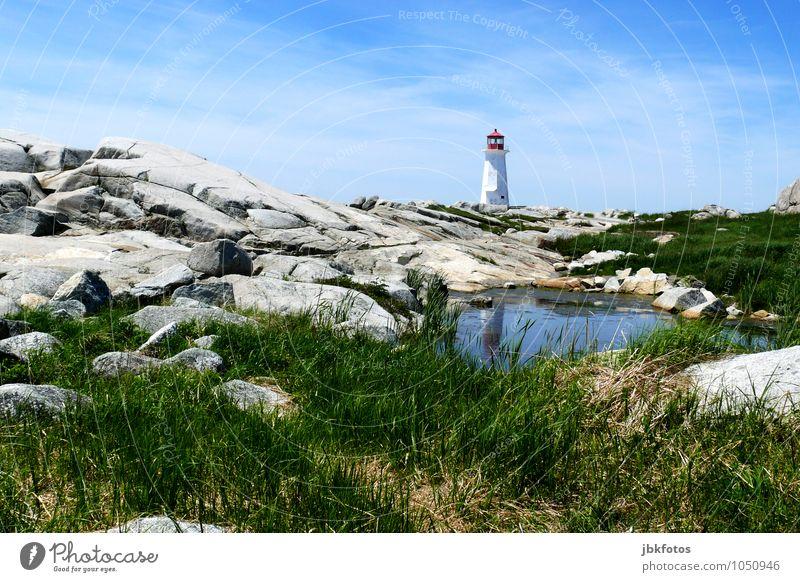 lighthouse romance Environment Nature Landscape Beautiful weather Coast Ocean Atlantic Ocean Esthetic Famousness Lighthouse Beacon Illuminate