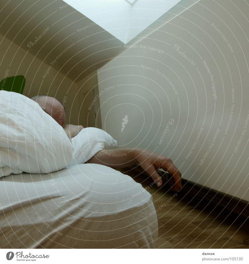 Hand Head Sleep Bed Fatigue Blanket Bald or shaved head Heater Cushion Bedroom Wake up Arise Oversleep Yawn Pillow