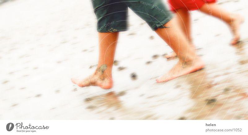 Human being Beach Legs