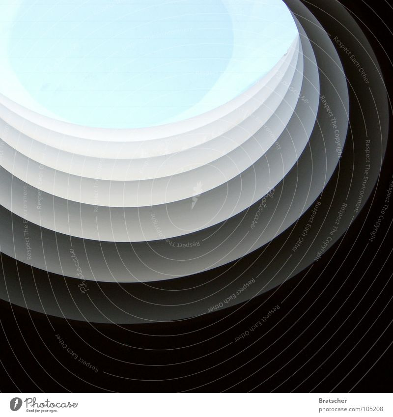 Sky Blue Black Gray Bright Planning Circle Stripe Round Well Trade fair Noble Exhibition Disk Light blue Precious