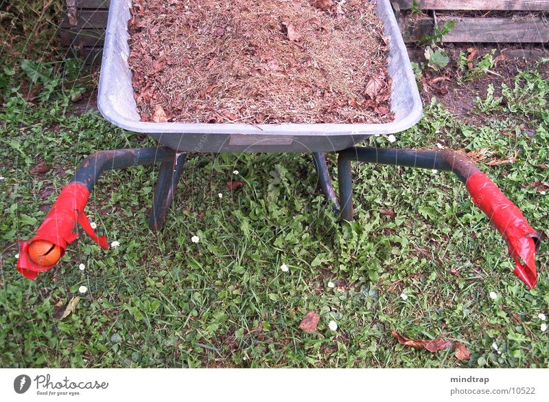 Let's get to work Work and employment Wheelbarrow Heavy