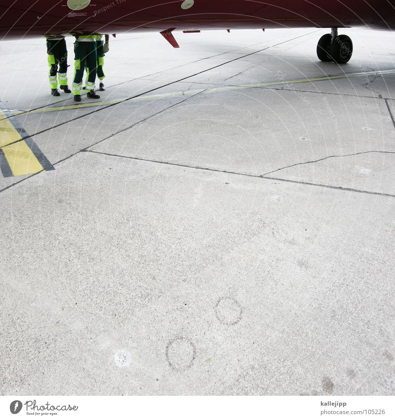 boing, boing Airplane Covers (Construction) Come Beginning Preparation Ready Runway Refuel Altimeter Testing & Control Investigate Safety Personal Concrete