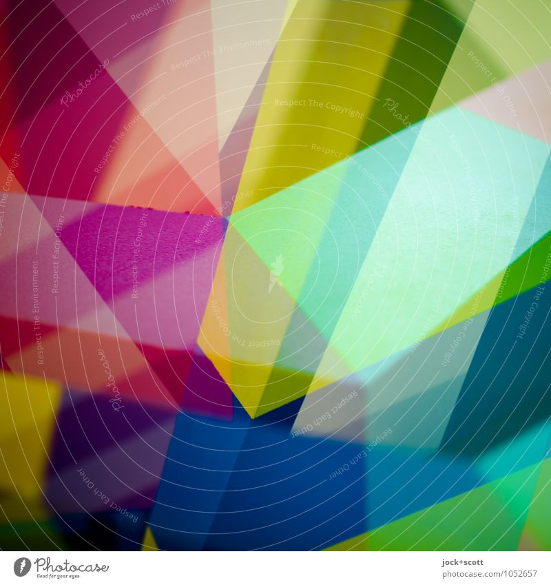 frequency Beautiful Style Background picture Design Decoration Modern Creativity Change Illustration Many Network Hip & trendy Sharp-edged Geometry