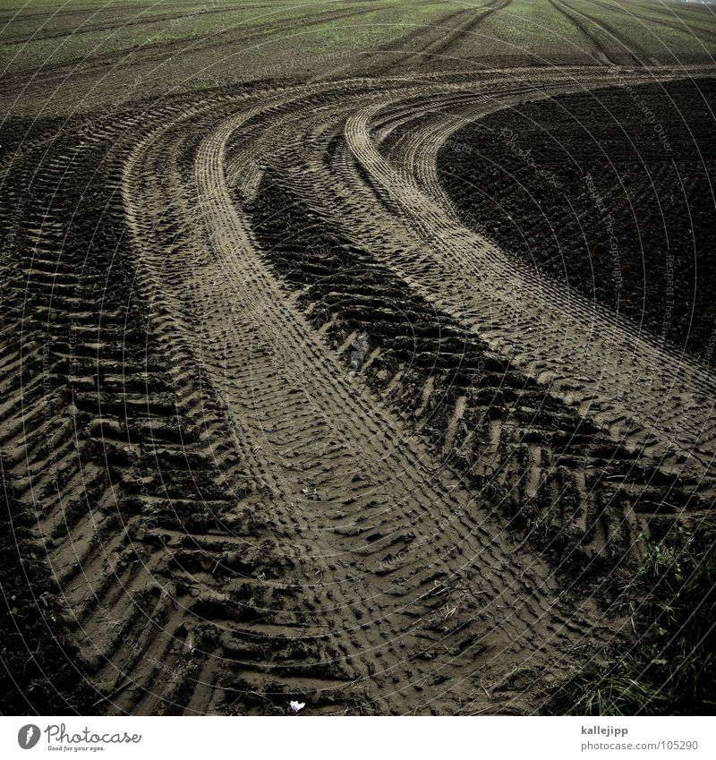 farmhand Field Loosen Plow Tracks Footprint Silhouette Work and employment Agriculture Reading Engines Collective farm Fertile Arable land Possessions Gentleman